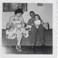 Stephen April 1956